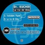 DR KUCHO! - Forbidden Planet (Back Cover)