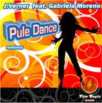 VERNER, J feat GABRIELA MORENO - Pule Dance (Front Cover)