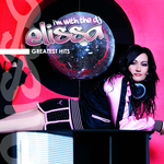 EILSSA - I'm With The DJ (Front Cover)
