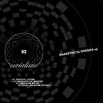 EKKOHAUS/MARCO SHUTTLE/QUEEN ATOM/RUDOLF - Unaesthetic Gossips EP (Front Cover)