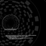 EKKOHAUS/MARCO SHUTTLE/QUEEN ATOM/RUDOLF - Unaesthetic Gossips EP (Back Cover)