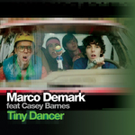 DEMARK, Marco feat CASEY BARNES - Tiny Dancer (Front Cover)