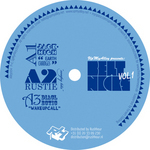JACKHIGH/RUSTIE/DIACLECTIC/LAST ORDER/1000 NAMES/HUBERT DAVIZ - Beatnicks Vol 1 (Front Cover)