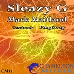 SLEAZY G/MARK MAITLAND - Bounty Hunting EP (Front Cover)