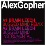 GOPHER, Alex - Brain Leech #2 (Front Cover)