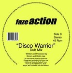 FAZE ACTION - Disco Warrior (Back Cover)
