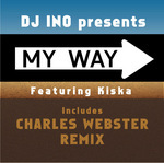 DJ INO feat KISKA - My Way (Front Cover)