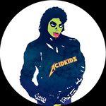 ACIDKIDS - We Were Wild (Front Cover)