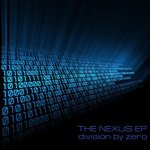 DIVISION BY ZERO - The Nexus EP (Back Cover)