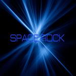D REGION - Space Rock (Front Cover)