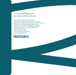 KABALE UND LIEBE/DANIEL SANCHEZ - Mumbling Yeah (Remixes) (Back Cover)