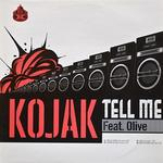 KOJAK - Tell Me (Front Cover)