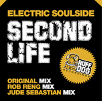 ELECTRIC SOULSIDE - Second Life (Back Cover)