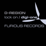 D REGION - Lock On (Front Cover)