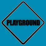 JEIK/GEROME SPORTELLI/MARCUS VECTOR/LUST ADDICT - Playground All Stars EP (Front Cover)
