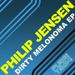 JENSEN, Philip - Dirty Melonoma EP (Front Cover)
