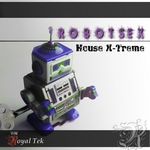 HOUSE X TREME - Robotsex (Front Cover)