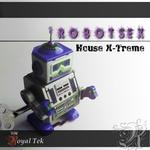 HOUSE X TREME - Robotsex (Back Cover)