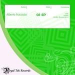 FRACASSO, Alberto - 01 EP (Front Cover)