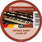 MATHIAS KADEN - Lucidas (Front Cover)