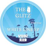 GLITZ, The - White Line EP (Front Cover)