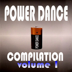 DARK SIDE OF PROGRESSIVE/DAVID CUBE/ANDREA VISCONTI/BUBBLES - Power Dance Vol 1 (Front Cover)