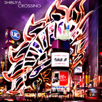 SAUL B - Shibuya Crossing (Front Cover)