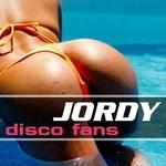 JORDY - Disco Fans (Front Cover)