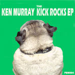 MURRAY, Ken - The Kick Rocks EP (Front Cover)