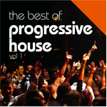 VARIOUS - The Best Of Progressive House (Front Cover)