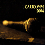 VARIOUS - Calicomm 2004 (Front Cover)