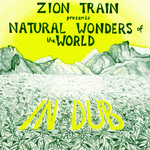 ZION TRAIN - Natural Wonders Of The World (Front Cover)