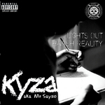 SMIRNOFF, Kyza - Lights Out (Front Cover)