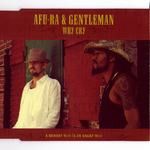 AFU RA & GENTLEMAN - Why Cry (Front Cover)