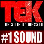 TEK - Tek (Front Cover)