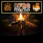 ROYAL MUSIC PARIS - Afro-Perkution (Front Cover)