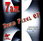7AM - Dead Pixel EP (Front Cover)