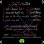 SECTIO AUREA - Serpens EP (Back Cover)
