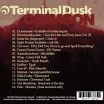 VARIOUS - Crimson (Back Cover)