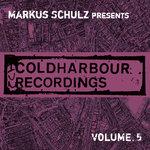 VARIOUS - Markus Schulz presents Coldharbour Recordings Vol 5 (Front Cover)