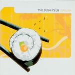 SUSHI CLUB, The - Sakura (Front Cover)