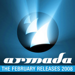VARIOUS - Armada February Releases 2008 (Front Cover)
