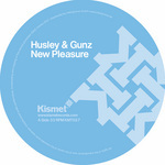 HUSLEY & GUNZ - New Pleasure (Front Cover)