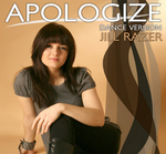 RAZER, Jill - Apologize (Front Cover)