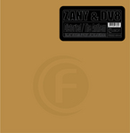 ZANY & DV8 - Distorted (Front Cover)