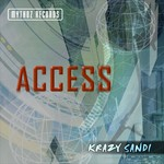 KRAZY SANDI - Access (Front Cover)