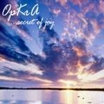 OPKRA - Secret Of Joy EP (Front Cover)