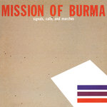 MISSION OF BURMA - Signals, Calls & Marches (Remastered) (Front Cover)