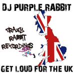DJ PURPLE RABBIT - Get Down For The UK EP (Front Cover)