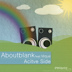 ABOUTBLANK feat MQUE - Active Side (Front Cover)